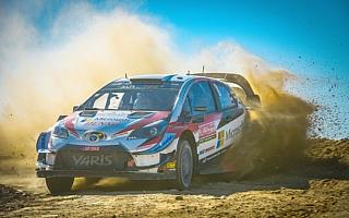 WRCポルトガル:首位タナックにラトバラ、ミークも続きヤリスWRCがトップ3を占める