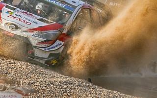 WRCイタリア:スーパーSSでラリー開幕、タナックが総合3位に ミークが総合4位につける