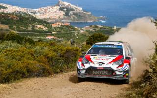WRCフィンランド:トヨタ、3年連続優勝を目指しラリーに臨む