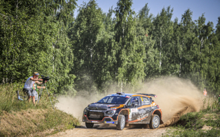 ERCポーランド・レグ2:ルキヤナクが今季初優勝、新井大輝は転倒