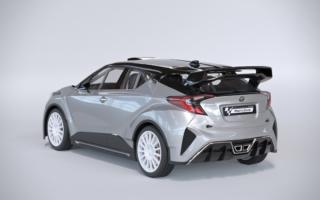 MHのWorld Rally News:ポーランドのDytkoがC-HRベースのラリーカーを発表