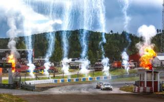 世界RXスウェーデン:ワイルドカード参戦のエリクソンが優勝