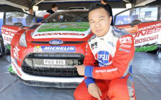 MHのWorld Rally News:APRCインドネシアはエボXのアクサが優勝