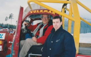 MHのWorld Rally News:ラリーエストニアにマルコ・マルティンが参戦