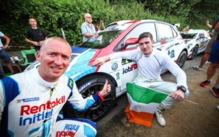 MHのWorld Rally News:イプルーラリーでブリーンが優勝