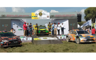 MHのWorld Rally News:WRC候補のサファリラリー、混乱の中で閉幕