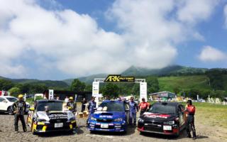 【速報】全日本ラリーカムイ:上位陣にアクシデント続出も、首位快走の新井大輝が今季2勝目