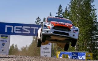 ラックが勝田貴元参戦のWRCフィンランド観戦ツアーを緊急開催