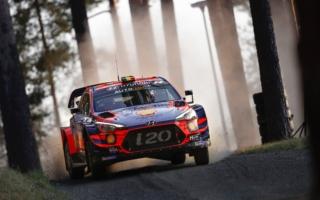 WRCフィンランド:SS1はヒュンダイのヌービルがベスト。勝田はWRC2の7番手