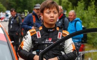 勝田貴元、SS12で戦線離脱。「切り替えて前向きに進んでいきます」