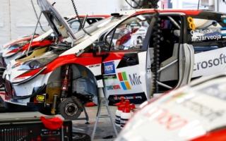WRCフィンランド:シェイクダウンはタナックがトップタイム