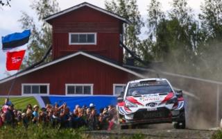 WRCフィンランド:前日総合4位のタナックがデイ3で首位に。ラトバラは総合3位から表彰台を狙う