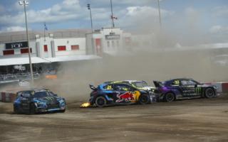 世界RXカナダ:強豪バックラッドがついに今季初勝利