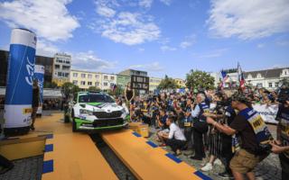 ERCズリン:予選と開幕ステージはコペッキーがトップ、5連覇に向けて好発進
