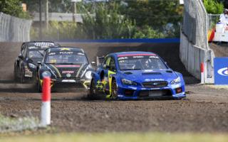 ARXカナダ:スバルUSAのスピードが3位フィニッシュ