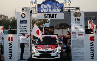 ラリー北海道のラリーガイド2が発行、観戦ステージ開始時間の変更に注意を