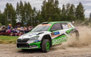 WRCフィンランド、WRC2Proはロバンペラが4連勝で世界タイトルに大きく前進