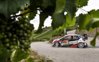 WRCドイツ:3日間、三様の路面が待ち受ける難関ターマック
