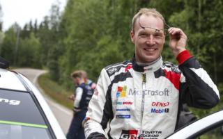 WRCフィンランド:ラトバラ「まだリタイアの時期ではない」プレ会見