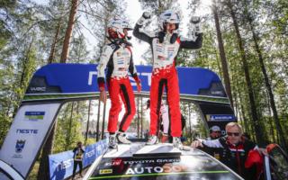 WRCフィンランド:ヤルベオヤ「カカリストの走りこそ自分たちの走り」イベント後記者会見