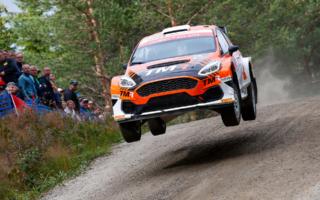 WRCフィンランド:勝田貴元、初日3位につけるもリタイア。小さなミスに泣く