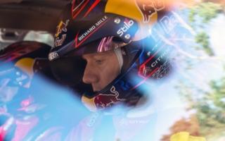 WRCドイツ:シェイクダウンはシトロエンのオジエがトップ。勝田は11番手