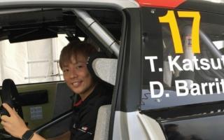 「ポイントは路面変化への対応」 ヤリスWRCでの初WRCに挑む勝田貴元