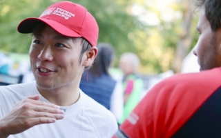 WRCドイツ:勝田貴元、タイムは気にせずヤリスWRCの理解に集中
