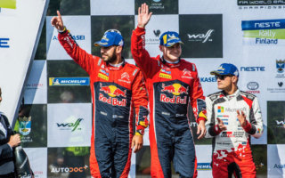 WRCフィンランド:ラッピ「苦しい時もみんなが支えてくれた」デイ4コメント集
