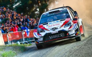WRCフィンランド:開幕ステージでタナックが総合2位に、ミークが総合3位につける