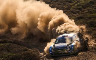 Mスポーツ・フォード、WRCトルコはスニネンとティデマンドの北欧コンビ