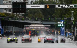 世界RXラトビア:ティミー・ハンセンが2連勝で選手権首位に再浮上
