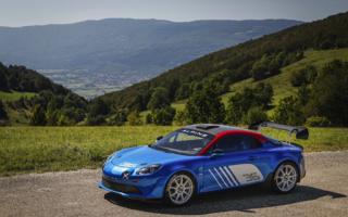 MHのWorld Rally News:新型ルノー・アルピーヌA110ラリーがアンベール