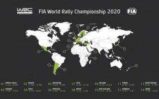 WRCラリージャパン、2020年最終戦として開催