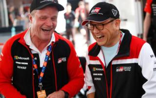 WRCラリージャパン開催決定に豊田章男総代表「絶対に負けたくない」、モリゾウもコメント発表