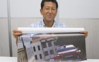 【ワールドラリーカレンダー2020】小林カメラマンが語るカレンダー撮影秘話 -中編-