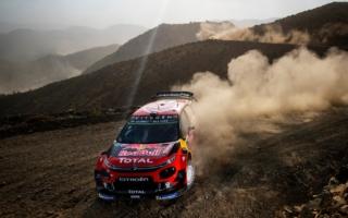 WRCトルコ:競技2日目を終えてシトロエンが1-2。ラッピがラリーをリード
