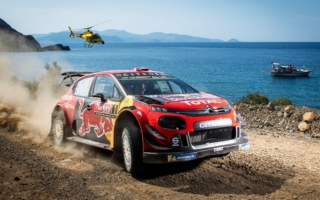 WRCトルコ:競技3日目を終え、オジエとラッピが0.2秒差の1-2体制