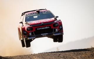 【速報】WRCトルコ:オジエが今季3勝目。シトロエンは2015年以来の1-2フィニッシュ