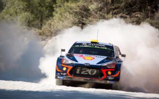 WRCトルコ:ヒュンダイ、得意のラフグラベル戦でWRCタイトル争いの勢いを取り戻す構え