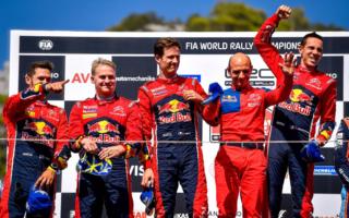 WRCトルコ:オジエ「彼とは来年、タイトル争いをすることになるかもね」イベント後記者会見
