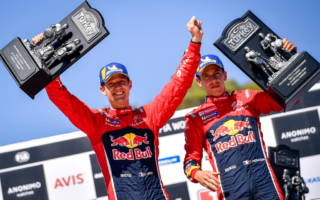 WRCトルコ:オジエ「タイトルのために絶対に勝たなくてはならないラリーだった」デイ4コメント集