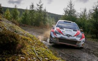 WRCラリーGB:TOYOTA GAZOO Racing、あらゆる悪条件が待ち受ける伝統のグラベルラリーに挑む