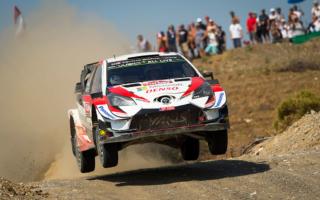 WRCトルコ:デイ3、タナックがロードセクションでストップ。ラフで滑りやすい路面に苦しい戦いを強いられるトヨタ