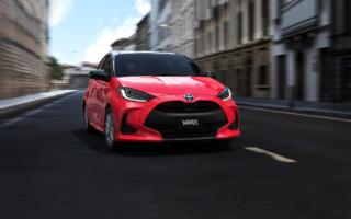 トヨタ、新型ヤリスを世界初公開