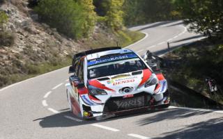 WRCスペイン:タナックが総合2位でフィニッシュ。パワーステージも制し初のドライバー王者に輝く