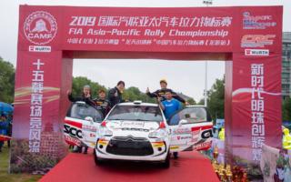APRCチャイナ:川名が2WDタイトル、ヤングがアジア/ジュニアカップの二冠。総合王者はディウェイ