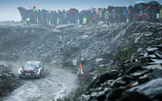 WRCラリーGB:コンディション変化が激しい難関グラベル、今季はリバプールで開幕