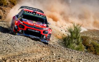 WRCスペイン:シトロエンのオジエ、WRC7連覇に向けての正念場に挑む