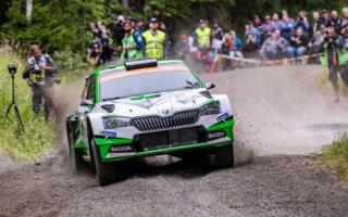 カッレ・ロバンペラ、WRC2プロタイトルに王手をかけてラリーGB参戦へ